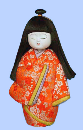 kimekomi doll making